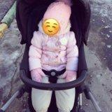 Полукомбинезон и куртка baby yo. Фото 1.