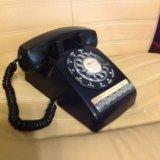 Ретро телефон дисковый пр-во сша-канада 1964 год. Фото 1.