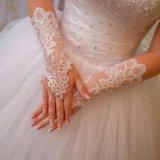 Свадебное платье. Фото 1. Балаково.