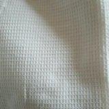 Отрез вафельной ткани (материал на полотенца). Фото 1. Москва.