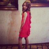 Праздничное платье итальянский дизайнер. Фото 3. Москва.