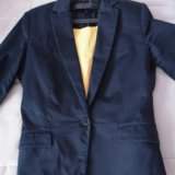 Пиджак из манго. Фото 3.
