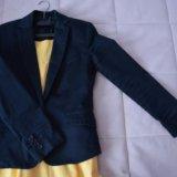 Пиджак из манго. Фото 4.