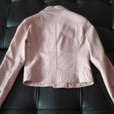 Куртка кожаная👍. Фото 2.