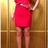 👑prada 👑новое красное платье. Фото 2.