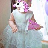 Шикарное платье для принцессы. Фото 1.