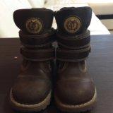 Ботинки для мальчика princepard. Фото 4.