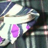 Шейный шарфик+ браслет. Фото 3.