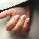 Нарщивание ногтей!. Фото 4.