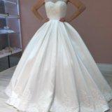 Новое свадебное платье дейзи. Фото 1.