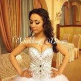 Новое свадебное платье алия. Фото 1.