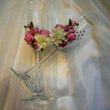 Свадебная атрибутика ручной работы. Фото 4.