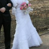 Шубка для свадебного платья. Фото 2.