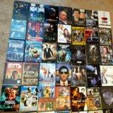 Dvd равно cd диски с фильмами 0005-09г. Фото 0.