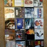 Dvd да cd диски с фильмами 0005-09г. Фото 0.