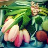 Цветочная коробка. Фото 1.