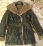 Куртка кож. зам. Фото 1.