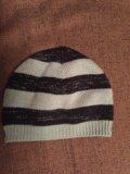 Продаю шапочку и шарф б/у 2 раза. Фото 1.