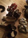 Много обуви р35-37. Фото 1.