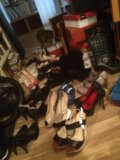 Много обуви р35-37. Фото 2.