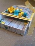 Коробочка для денег в наличии. Фото 3.