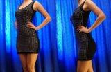 """Платье в стиле """"диско"""". Фото 1."""