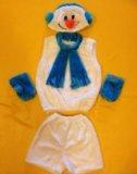 Напрокат костюм снеговика. Фото 1.