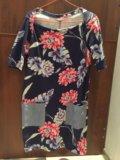 Платье утеплённое gap 42-44 размер. Фото 1.