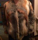 Шуба из северной лисы. Фото 3.