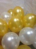 Гелиевые шары. Фото 1.