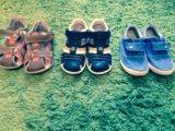 Детские сандалии и кеды некст. Фото 1.