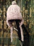 Шапка детская зимняя тёплая. Фото 1.