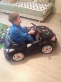 Детская аккумуляторная машина, порадуйте ребенка !. Фото 1.