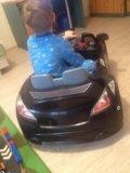 Детская аккумуляторная машина, порадуйте ребенка !. Фото 3.