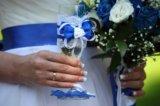 Свадебные аксессуары. Фото 4.