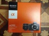 Фотоаппарат а290. Фото 1.