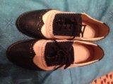 Кожаный ботиночки :). Фото 1.