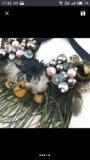 Дизайнерское ожерелье. Фото 4.