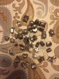 Бусины на браслет шармы. Фото 1.