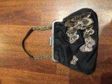 Вечерняя сумка, новая, италия. Фото 1.