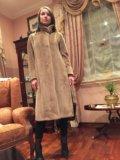 Marella, оригинальное пальто. Фото 1.
