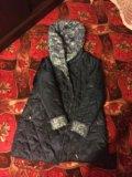 Зимняя куртка для беременных. Фото 1.