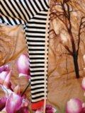 Платье-тельняшка. Фото 4.
