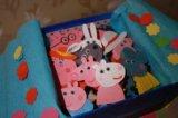 Свинка пеппа игрушки из дерева ручной работы!!!. Фото 3.