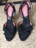 Офигенные туфельки 35размера фирмы ферре. Фото 1.