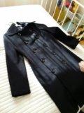 Драповое пальто patrizia pepe. Фото 3.