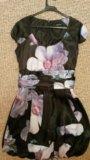 Платье дизайнерское. Фото 1.