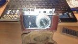 Фотоаппарат зоркий 2 с. Фото 1.