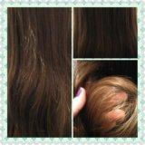 Полировка волос. Фото 1.