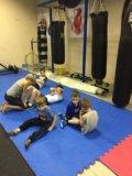 Групповые и персональные тренировки бокс самбо мма. Фото 4.